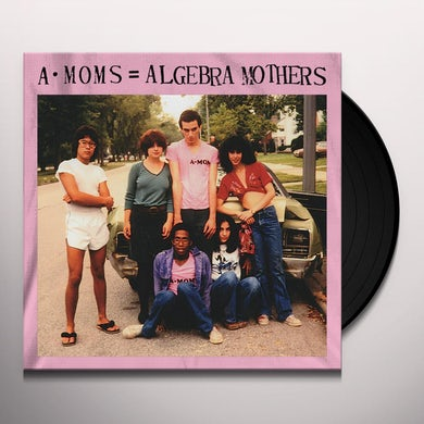 A-MOMS = ALGEBRA MOTHERS Vinyl Record