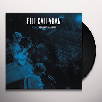 Bill Callahan LIVE AT THIRD MAN RECORDS Vinyl Record