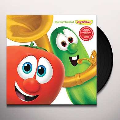 BEST OF VEGGIETALES / VARIOUS Vinyl Record