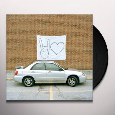Girlfriend Material COOL CAR Vinyl Record