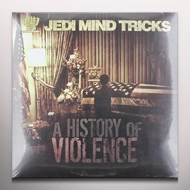 Jedi Mind Tricks HISTORY OF VIOLENCE Vinyl Record