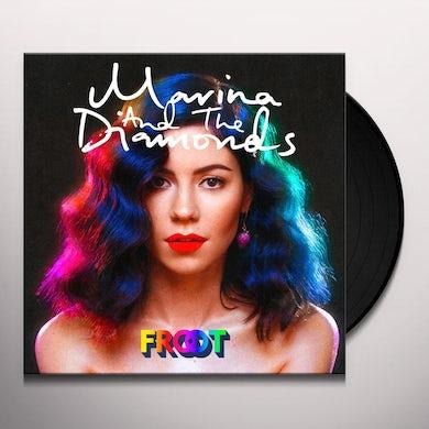 Marina & The Diamonds FROOT Vinyl Record