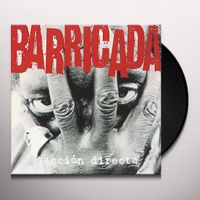 Barricada ACCION DIRECTA Vinyl Record