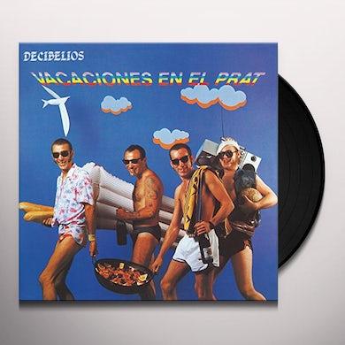 Decibelios VACACIONES EN EL PRAT Vinyl Record