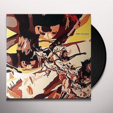 Mendo  REMEMBER Vinyl Record