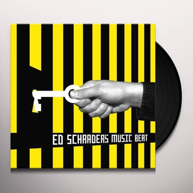 Ed Music Schrader's PARTY JAIL Vinyl Record - UK Release