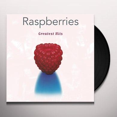 Raspberries GREATEST HITS Vinyl Record