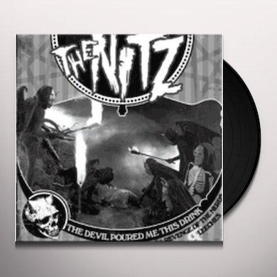 Nitz CONGA FURY Vinyl Record