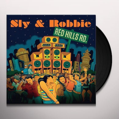 RED HILLS ROAD Vinyl Record
