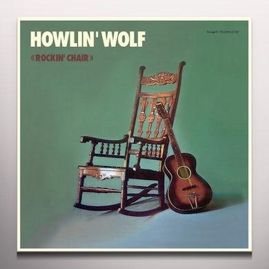 Howlin' Wolf ROCKIN CHAIR Vinyl Record - Colored Vinyl, 180 Gram Pressing, Purple Vinyl, Spain Release