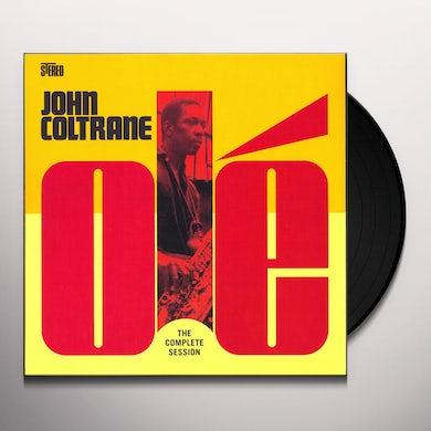 John Coltrane  OLE COLTRANE: THE COMPLETE SESSION Vinyl Record - Colored Vinyl, 180 Gram Pressing