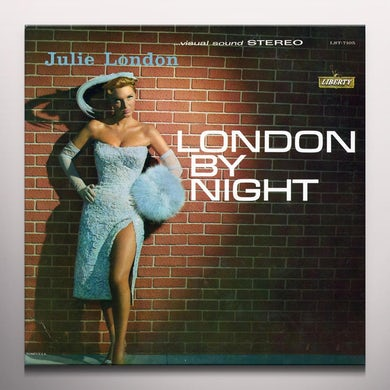 LONDON BY NIGHT Vinyl Record - Colored Vinyl, 180 Gram Pressing, Orange Vinyl, Spain Release