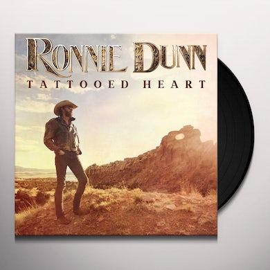 Ronnie Dunn Tattooed Heart (LP) Vinyl Record
