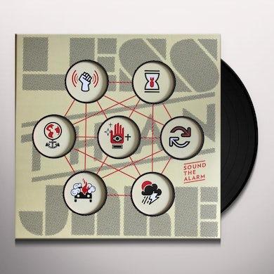 Less Than Jake SOUND THE ALARM Vinyl Record