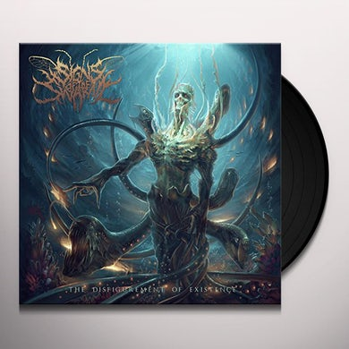 Signs Of The Swarm DISFIGUREMENT OF EXISTENCE Vinyl Record