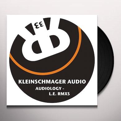 Kleinschmager Audio AUDIOLOGY: L E RMXS Vinyl Record
