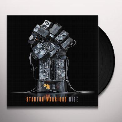 Stanton Warriors RISE Vinyl Record