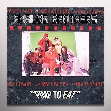 Analog Brothers PIMP TO EAT Vinyl Record
