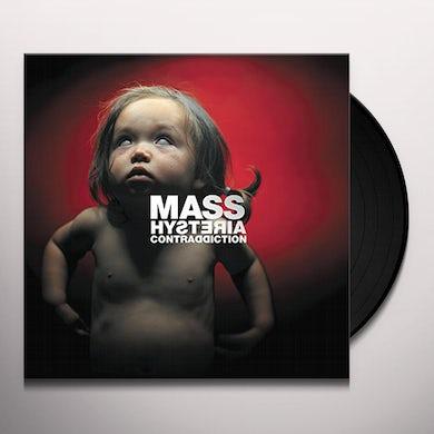 Mass Hysteria CONTRADDICTION Vinyl Record