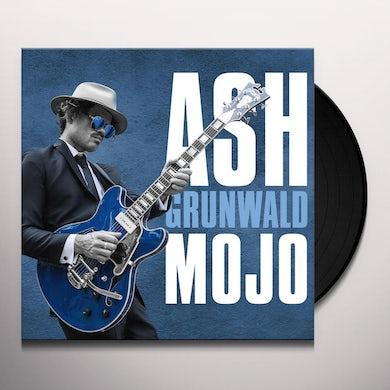 Ash Grunwald MOJO Vinyl Record