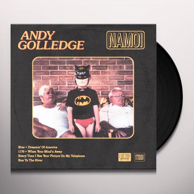 Andy Golledge NAMOI Vinyl Record
