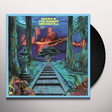 Lucien & Kimono Orchestra HAYAO'S GARDEN Vinyl Record