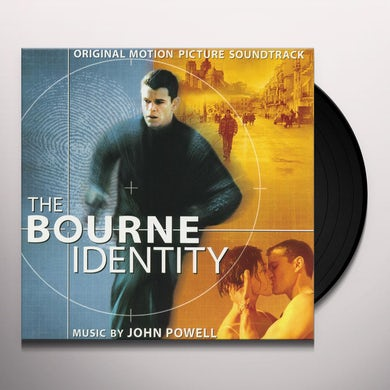 John Powell BOURNE IDENTITY (SCORE) / Original Soundtrack Vinyl Record