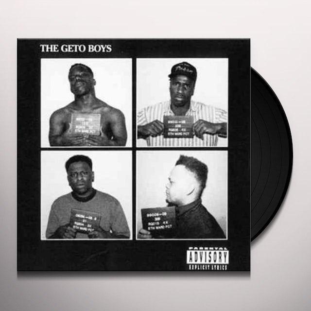 Geto Boys Vinyl Record