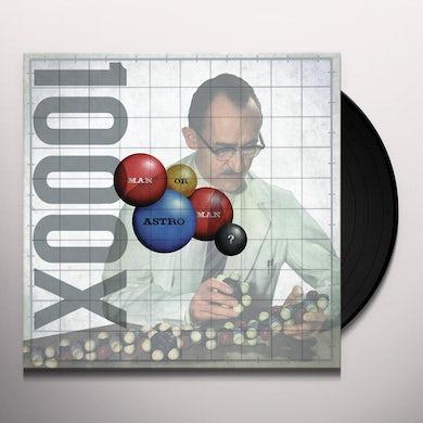 Man Or Astro-Man 1000X Vinyl Record