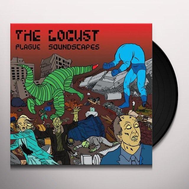 Locust PLAGUE SOUNDSCAPES Vinyl Record