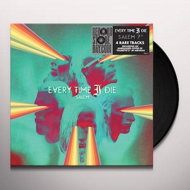 Every Time I Die SALEM Vinyl Record