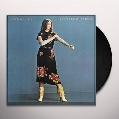 Emmylou Harris EVANGELINE Vinyl Record