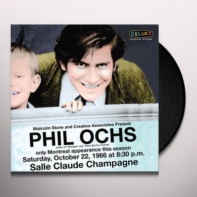 Live in Montreal 10/22/66 Vinyl Record