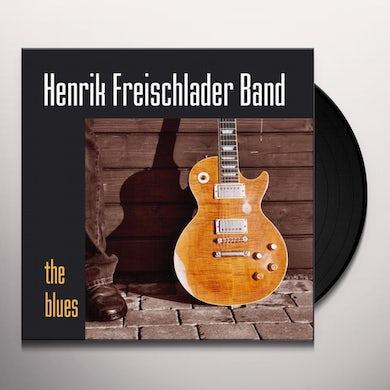 Henrik Freischlader BLUES Vinyl Record
