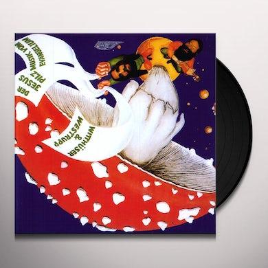 Witthüser & Westrupp DER JESUSPILZ/MUSIK VOM EVANGELIUM Vinyl Record