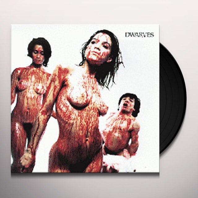 Dwarves BLOOD GUTS & PUSSY Vinyl Record