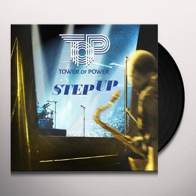 STEP UP Vinyl Record