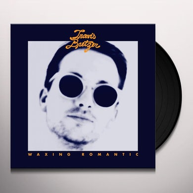 Travis Bretzer WAXING ROMANTIC Vinyl Record