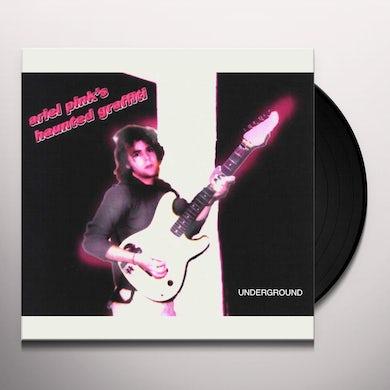 Ariel Pink's Haunted Graffiti UNDERGROUND Vinyl Record