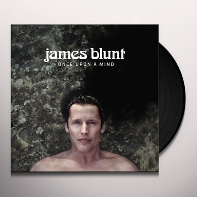 James Blunt ONCE UPON A MIND Vinyl Record