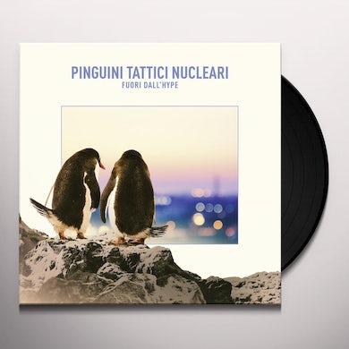 Pinguini Tattici Nucleari FUORI DALL'HYPE Vinyl Record