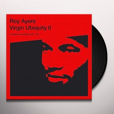 Roy Ayers VIRGIN UBIQUITY II - UNRELEASED RECORDINGS 1976 Vinyl Record