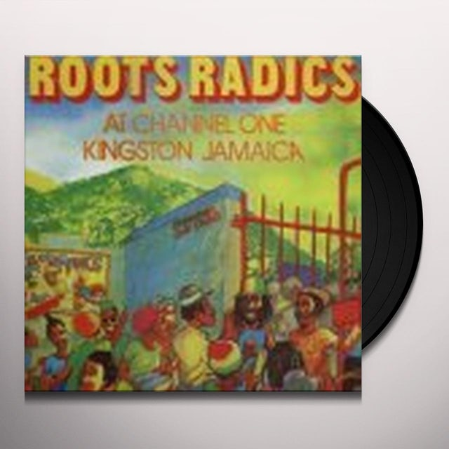 Roots Radics CHANNEL ONE KINGSTON JAMAICA Vinyl Record