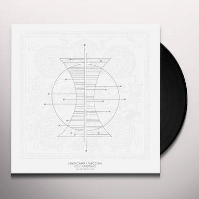 Lino Capra Vaccina ECHI ARMONICI DA ANTICO ADAGIO Vinyl Record
