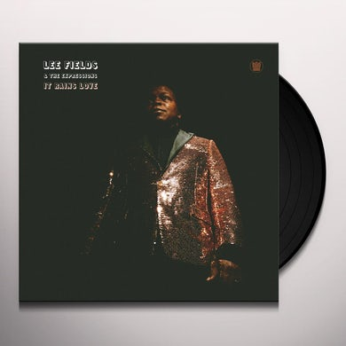 Lee Fields It Rains Love Vinyl Record
