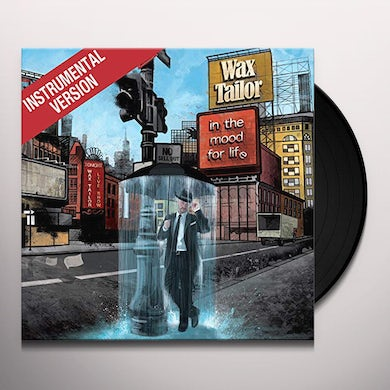 Wax Tailor IN THE MOOD FOR LIFE (INSTRUMENTAL VERSION) Vinyl Record