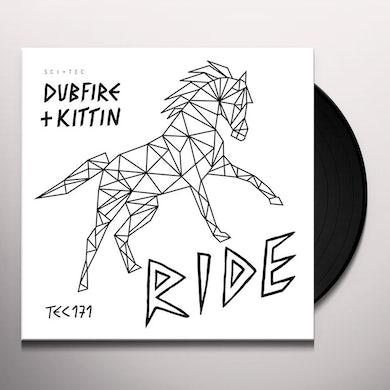 Dubfire & Miss Kittin RIDE Vinyl Record