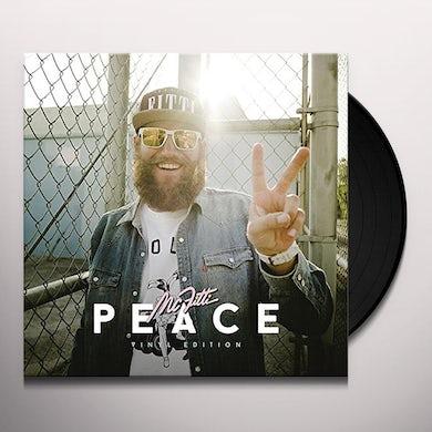 MC FITTI PEACE Vinyl Record