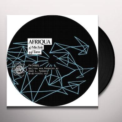 Afriqua MIR ZEIT / TANZ Vinyl Record