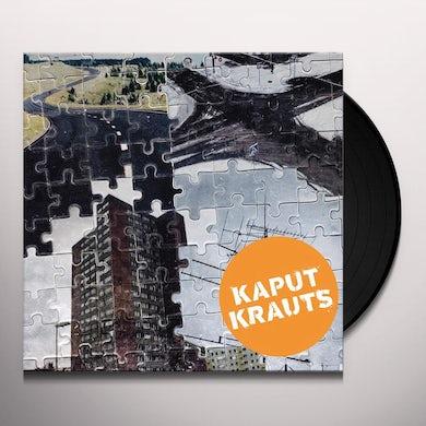 Kaput Krauts STRASSE KREUZUNG HOCHHAUS ATENNE Vinyl Record